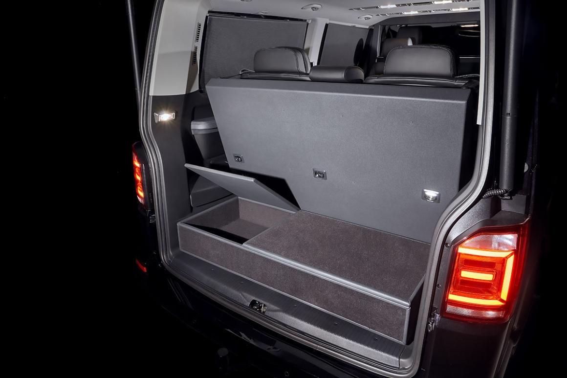 Тюнинг VW T6 Multivan 2017