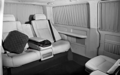 Volkswagen Multivan тюнинг