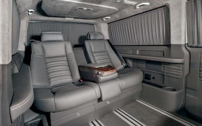 тюнинг Volkswagen Multivan