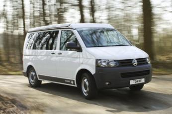 Volkswagen T6 Camper Van
