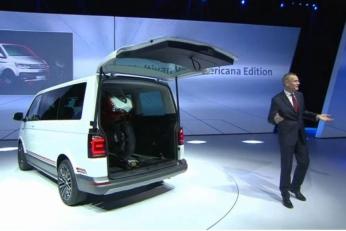 VW T6 Multivan PanAmericana